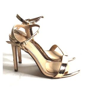 ASOS Women's Rose Gold Heels Size 6 *Read*
